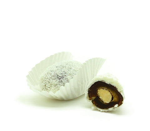 Chocolate Dates - Raw Coconut