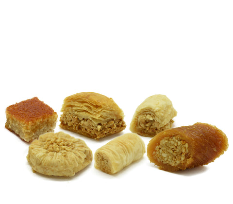 Mixed Baklava Cashews