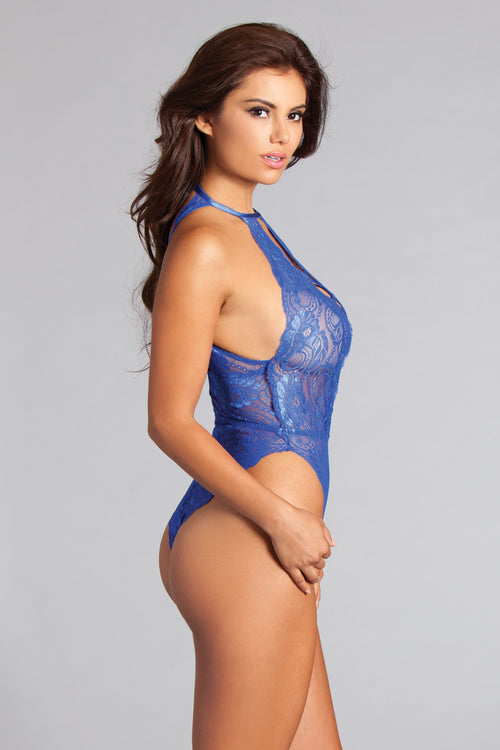 Sahara Teddy Royal Blue
