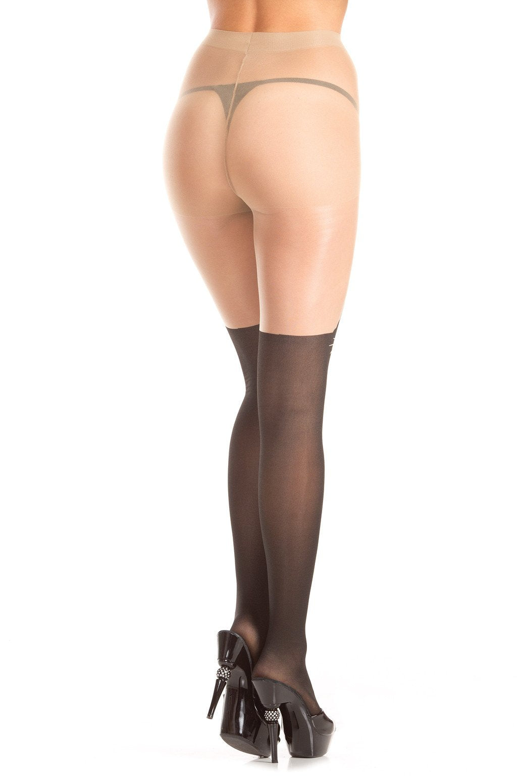 Cute Kitten Pantyhose Cats Hosiery- La La Trends