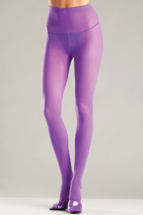 Candy Pantyhose Purple