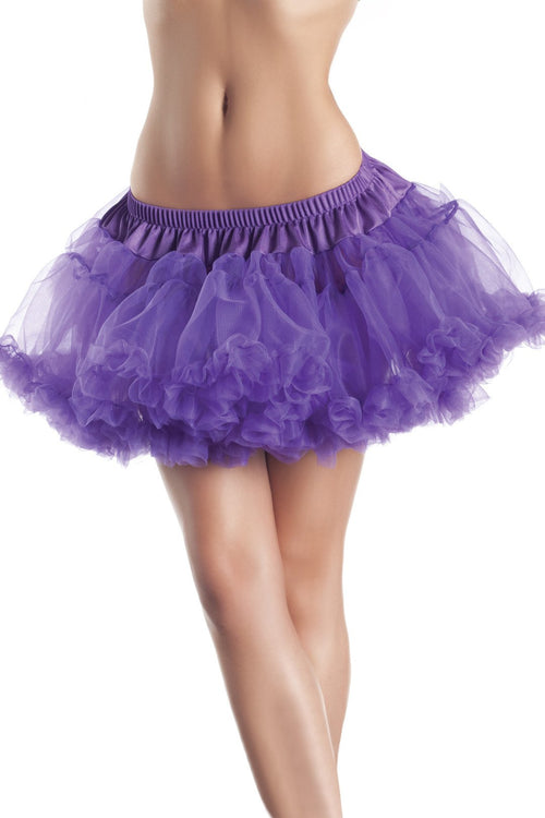 KATE Petticoat Purple