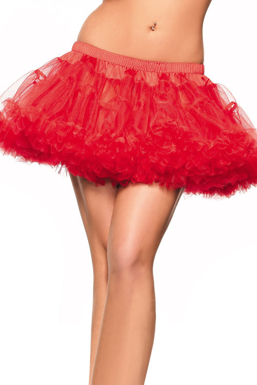 KATE Petticoat Red
