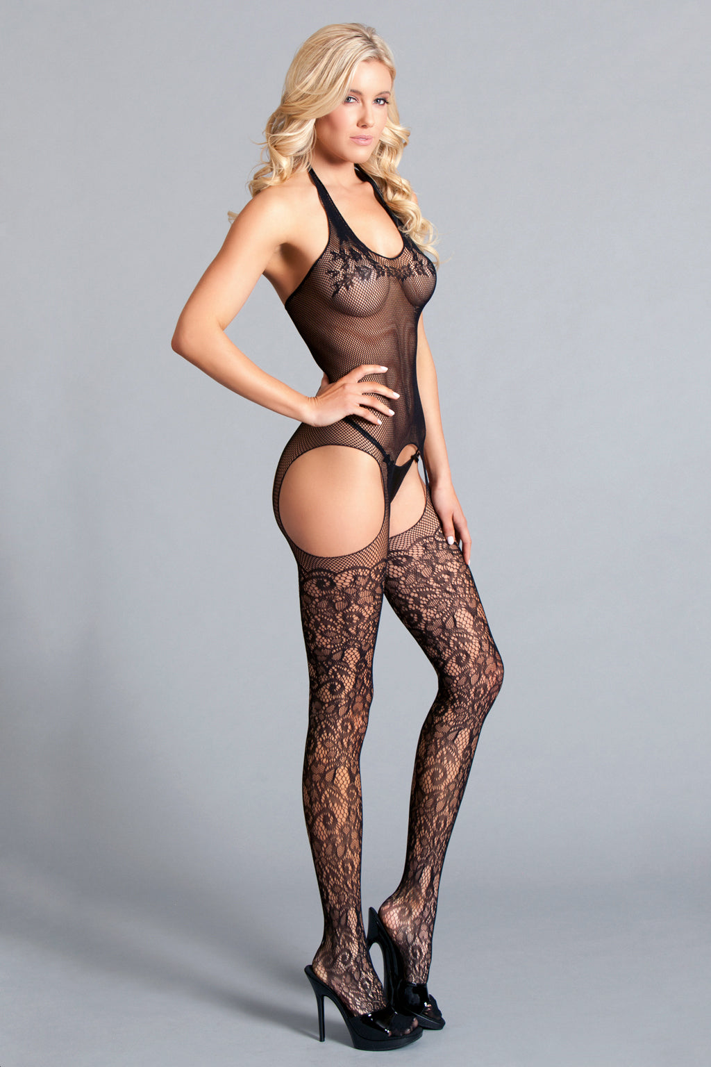 Ceres Bodystockings Lingerie- La La Trends