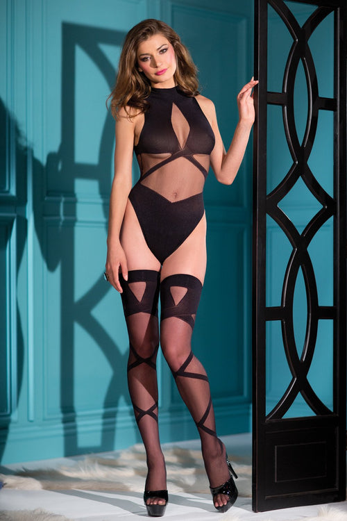 Diamond Cut Bodystockings