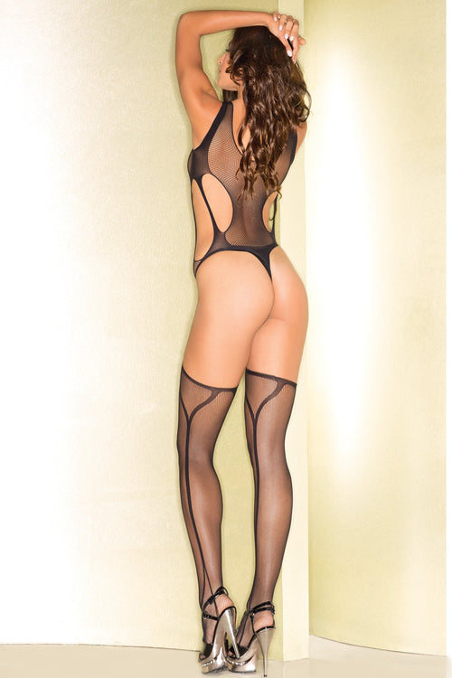 Sultry Strap Bodystockings
