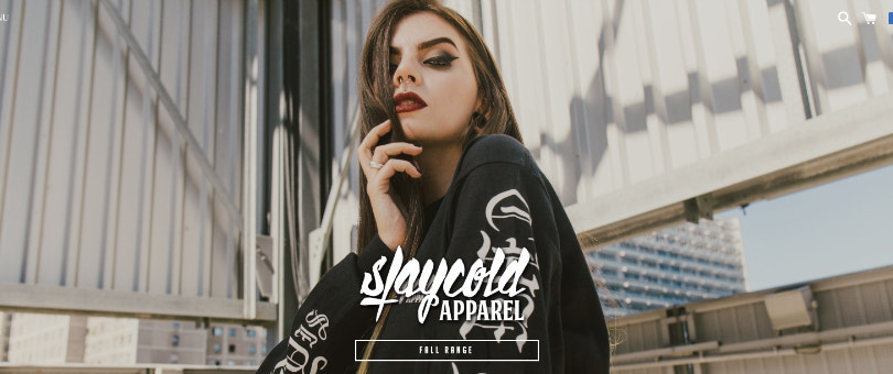 Shopify Händler Stay Cold Apparel Streetwear Berlin
