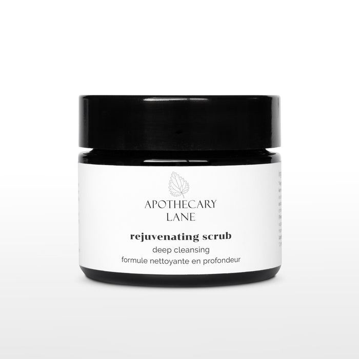 Rejuvenating Scrub // Deep Cleansing