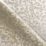 wedding curve pattern upholstery fabric