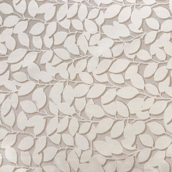 garden leaf pattern upholstery fabric
