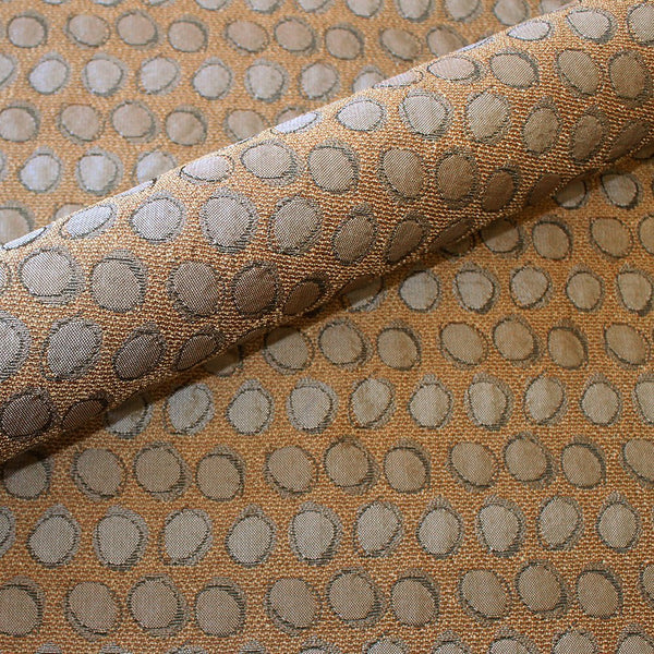 Abstract pattern upholstery fabric