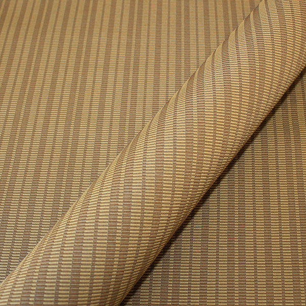 Nautical ribbed stripe upholstery fabric