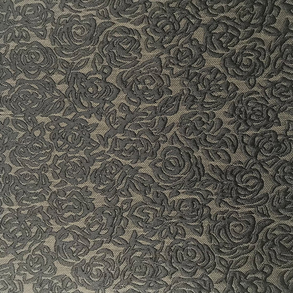 Rose flower pattern upholstery fabric