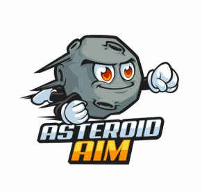 Asteroid Aim Logo