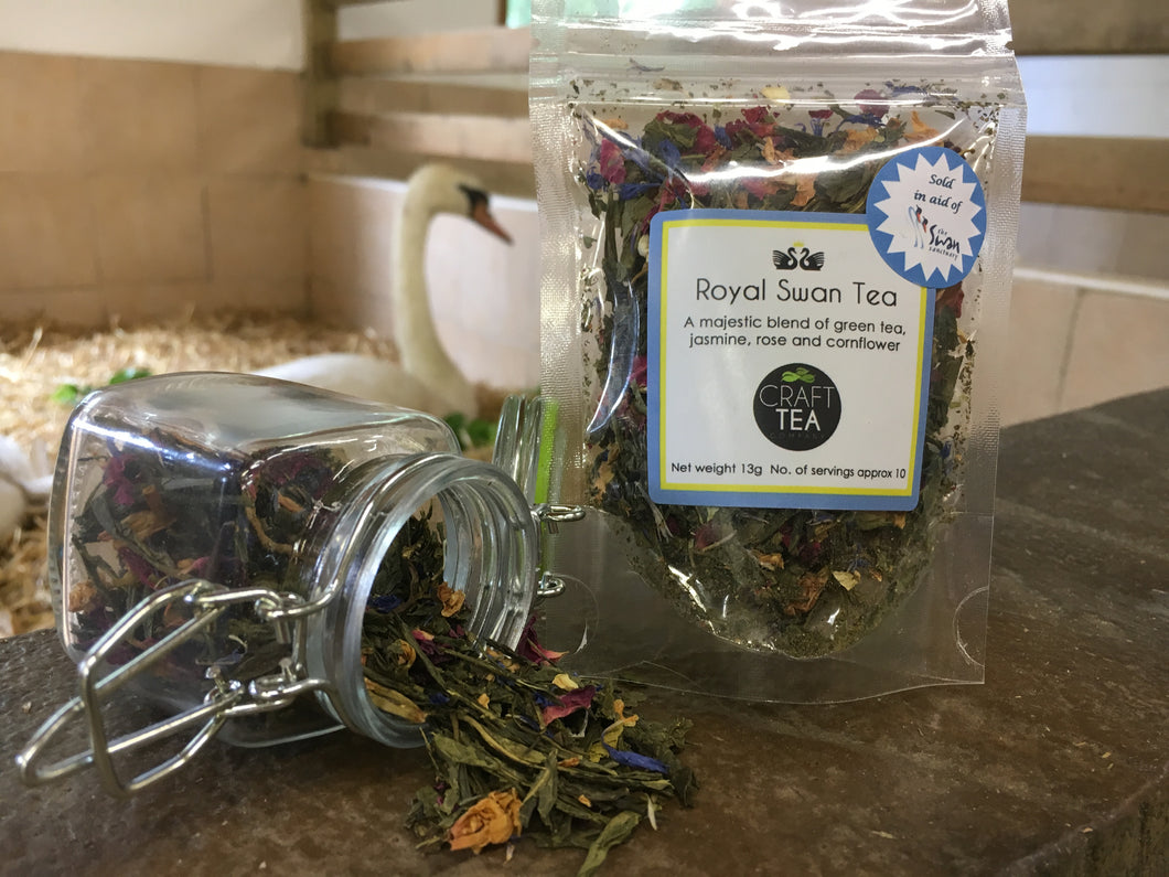 Royal Swan Tea