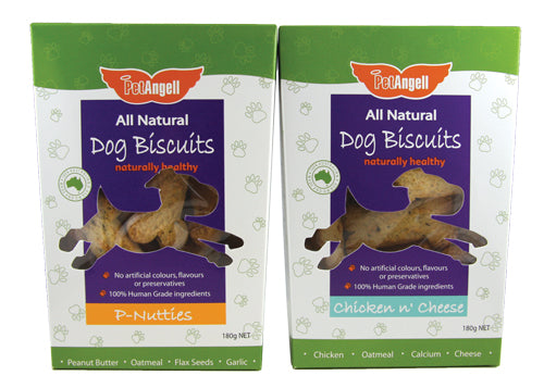 PetAngell Dog Biscuits