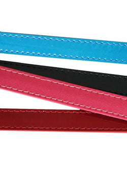 Patent Leather Leash - Lola