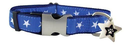 Rocky II ribbon collar