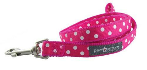 Bella ribbon puppy leash