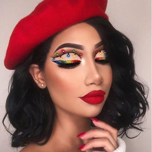 Our 4 Fave OTT Festive Make Up Looks