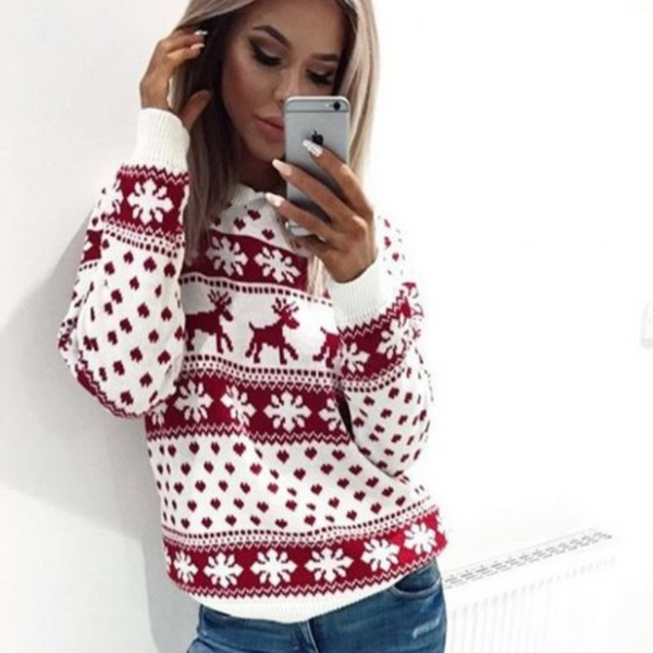 Sleighing In Christmas Jumpers