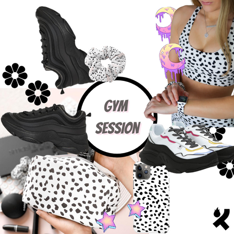 Koi Footwear x Coconut Lane Style Guide - Gym Session