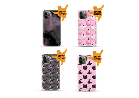 coconut lane halloween limited edition phone cases