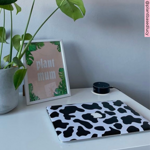Cow Macbook Skin