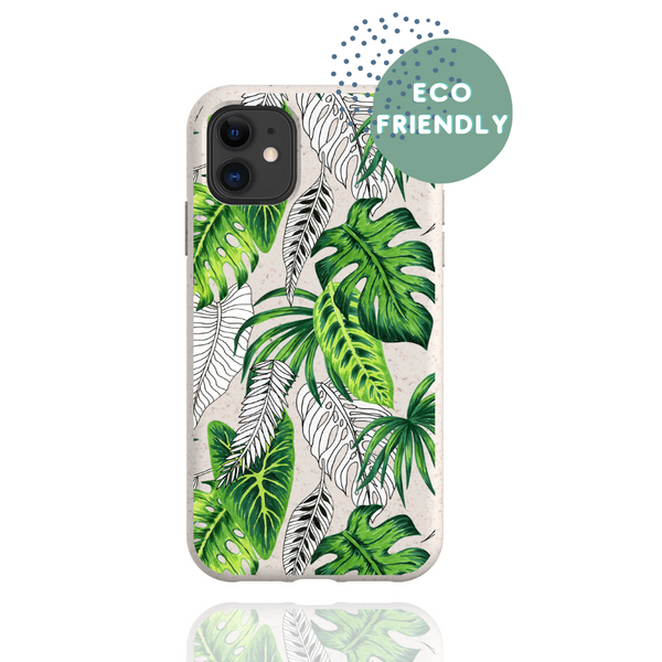 Biodegradable Jungle Fever Phone Case