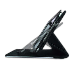 PU Leather Ipad Case showing standing function