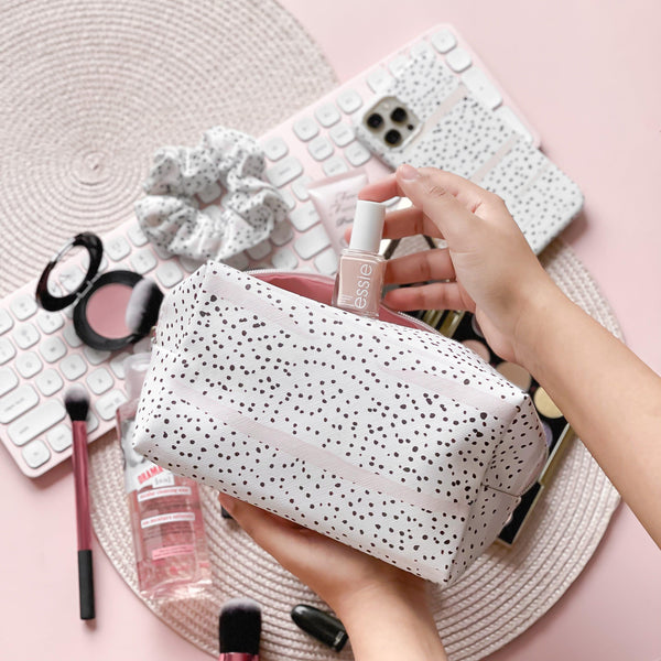 Dalmatian Make Up Bag