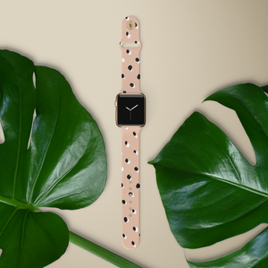 Nude Spots Apple Watch Strap