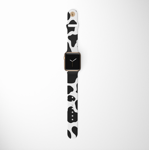 Cow Apple Watch Strap