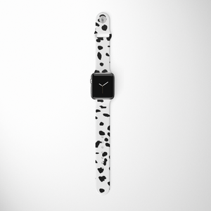 Monochrome Spots Apple Watch Strap