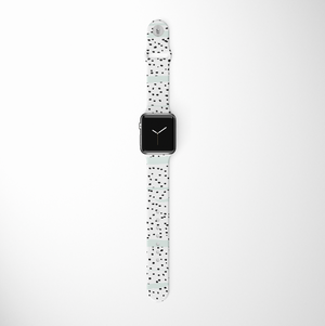 Dalmatian Apple Watch Strap - Mint