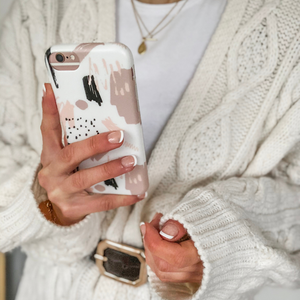 Nude Abstract Phone Case