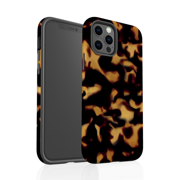 Tough Phone Case - Chic Tortoiseshell