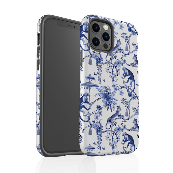 Tough Phone Case - Toile de Jouy