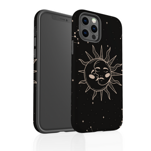 Tough Phone Case - Moon & Sun