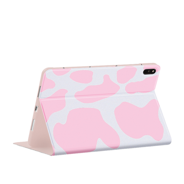 Pink Cow iPad case