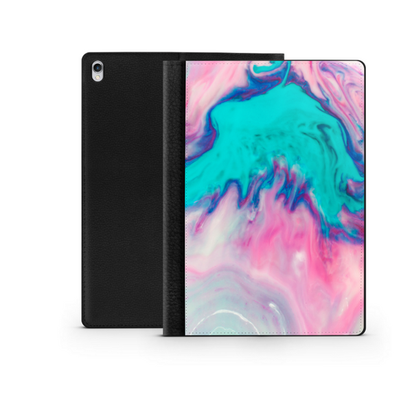 Personalised Ipad Case - Aqua Splash