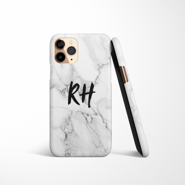 Personalised Phone Case - Marble