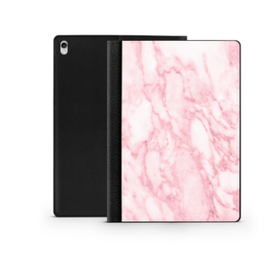 Personalised Ipad Case - Pink Marble