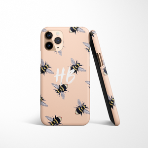 Personalised Phone Case - Honey Bee