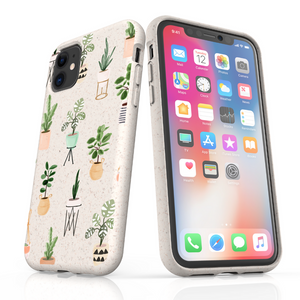 Biodegradable House Plants Phone Case