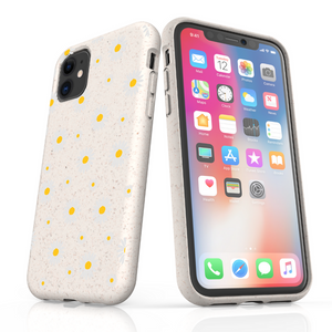 Biodegradable Daisy Phone Case