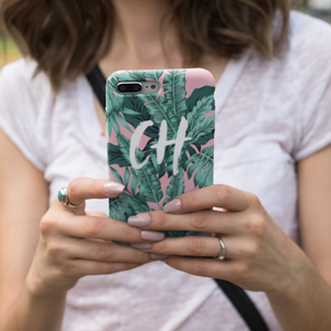 Personalised Phone Case - Palm PWR