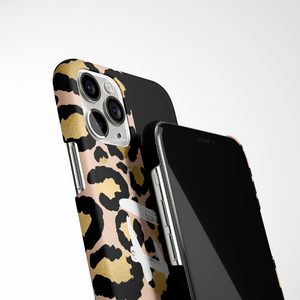 Personalised Phone Case - Leopard