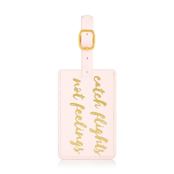 Flights Luggage Tag