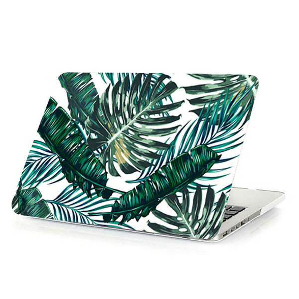 Coconut Lane's Palm Macbook Case